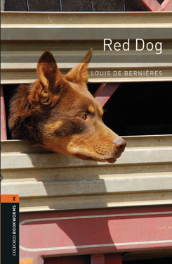 Red Dog front cover - Oxford Bookworms