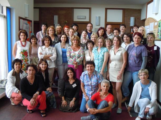 Oxford Teachers' Academy Summer 2011 Group