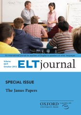 ELT Journal: Special Issue
