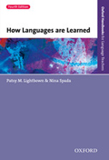How Languages Are Learned (4th ed.)