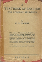 A Textbook of English - W. O. Vincent